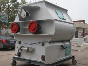 双轴桨叶高效混合机4.0型